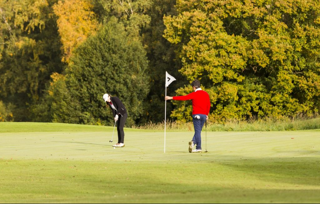 Prenez des cours pprivés - coaching au Golf de Saint-Gatien