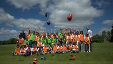 Rejoindre l'école de golf la plus dynamique de la région