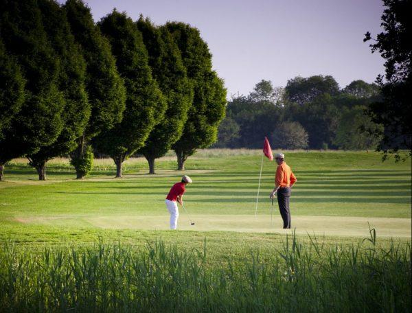 Enseignement du golf à Deauville Saint-Gatien