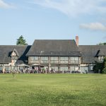 Club-house du Golf Deauville Saint-Gatien
