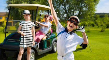 FUN CLUB – Stages Golf Juniors / Vacances à Deauville